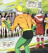 Aquaman and Tumol