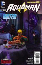 Aquaman Vol 7-29 Cover-2