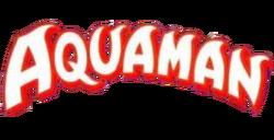 Aquaman Vol 4 logo