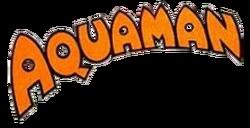 Aquaman vol 1 logo