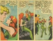 Aquaman, Hila and Mera