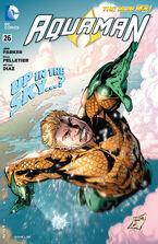 Aquaman Vol 7-26 Cover-1