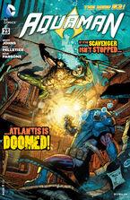 Aquaman Vol 7-23 Cover-1