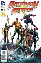 Aquaman and the Others Vol 1-11 Cover-1