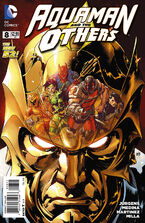 Aquaman and the Others Vol 1-8 Cover-1