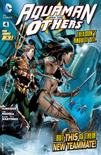 Aquaman and the Others Vol 1-4 Cover-1