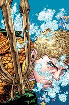 Aquaman Rebirth Vol 1 1 Textless