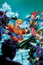 Aquaman Vol 8 23 Textless
