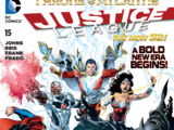 Justice League (Volume 2) Issue 15