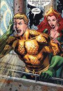 Aquaman and Mera-1