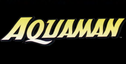 Aquaman Vol 5 logo