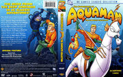Adventures of aquaman dvd