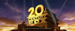 20th Century Fox logo in 1994