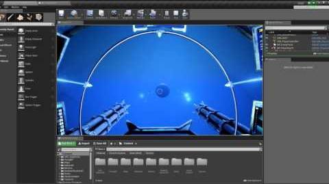 Aquanox Deep Descent - Unreal Engine 4 Weapons
