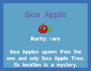 Fish2 Sea Apple