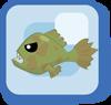 Fish Green Angler