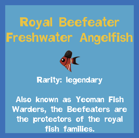 Image Fish2 Royal Beefeater Freshwater Angelfishg Aqua Pets