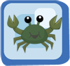 Fish Shore Crab