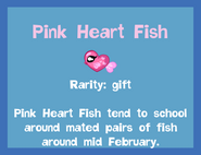 Fish2 Pink Heart Fish