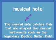 Rod Musical Note 2