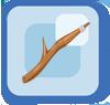 Rod Wooden Stick