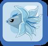 Fish Blue Lily Fish