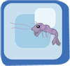 Fish Purple Shrimp