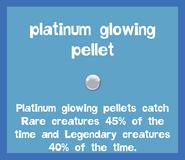 Bait2 Platinum Glowing Pellet