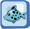 Fish Blue Spotfish
