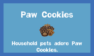 Bait2 Paw Cookies