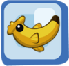 Fish Sea Banana