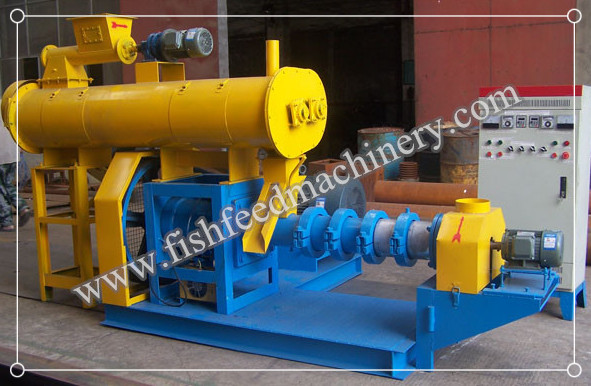 File:Wet type fish feed extruder.jpg