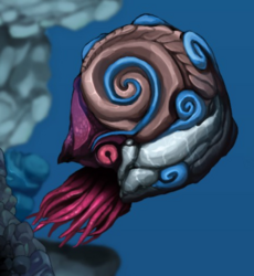 Miniboss nautilus prime