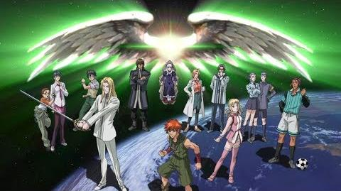 "Sousei no Aquarion OP - Genesis of Aquarion ""Akino ft"
