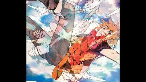 Aquarion EVOL OP-Kimi no Shinwa -Aquarion Dai Ni Shou- full! lyrics