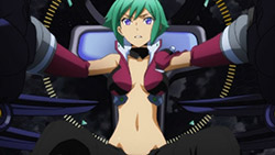 Aquarion EVOL - 08 - 22