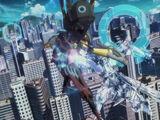 Aquarion EVOL Episode 7
