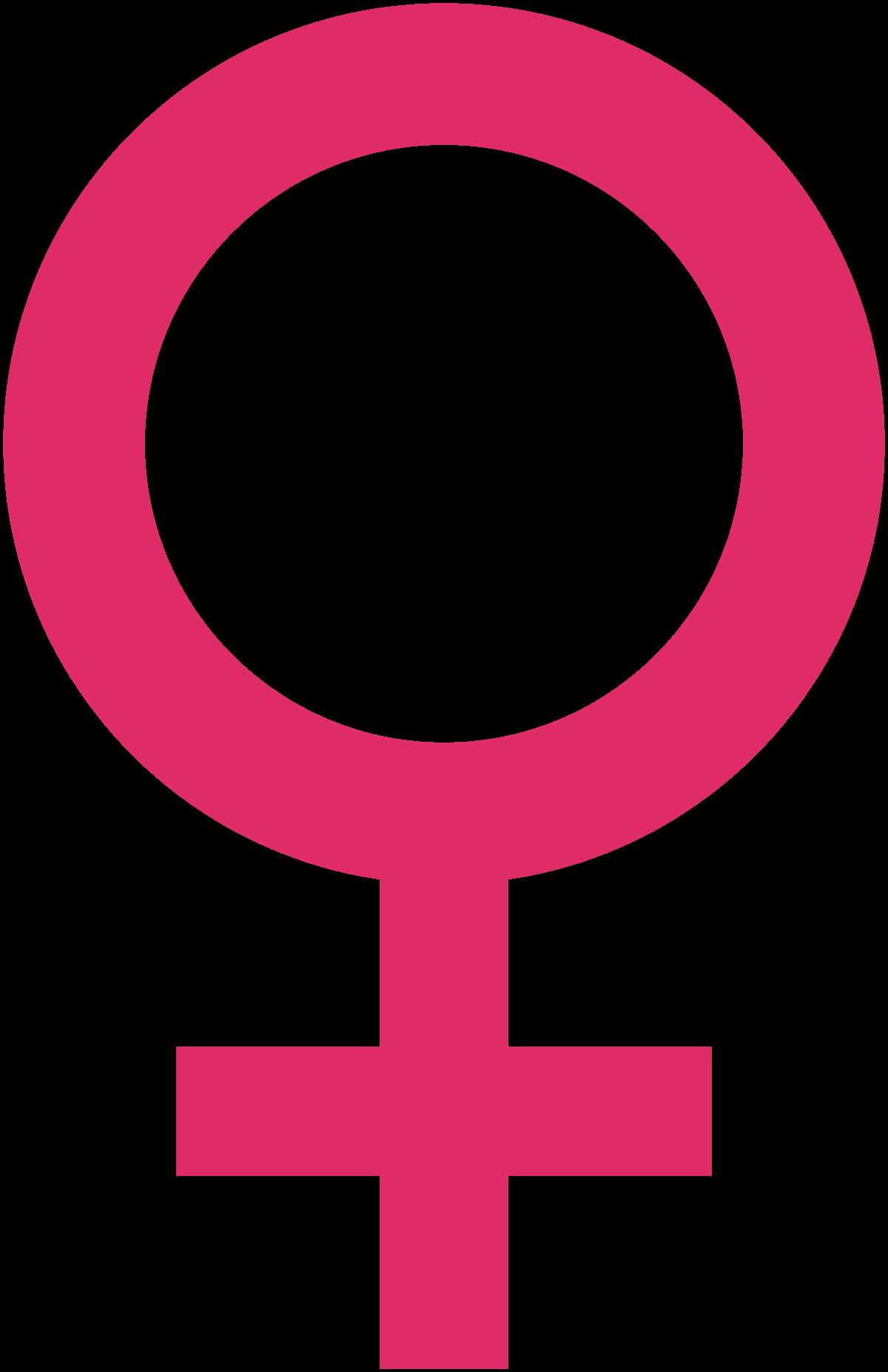 Женский знак в картинках