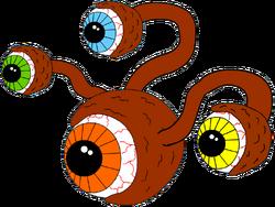 Four Eyed Freak
