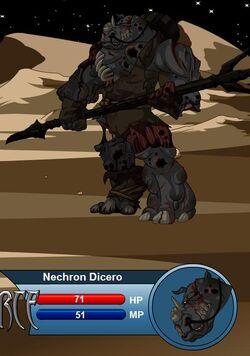 NechronDicero