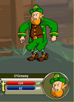 O'Greeny