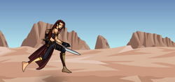 Huntressrunning
