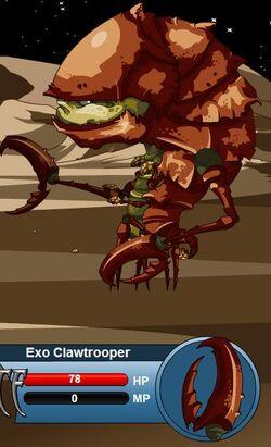 ExoClawtrooper