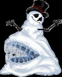 Dirty Snowman