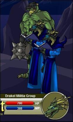 Drakel Militia Group