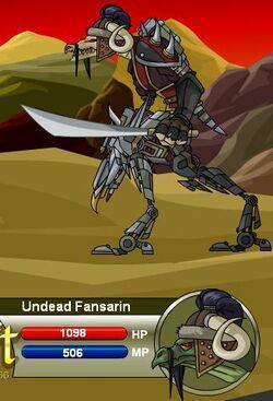 Undead Fansarin