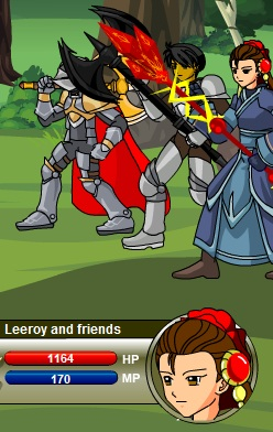 Leeroy and Friends