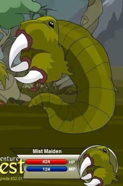 Mist Maiden