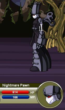 Nightmare Pawn