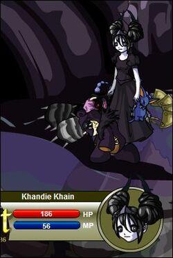 Khandie Khain